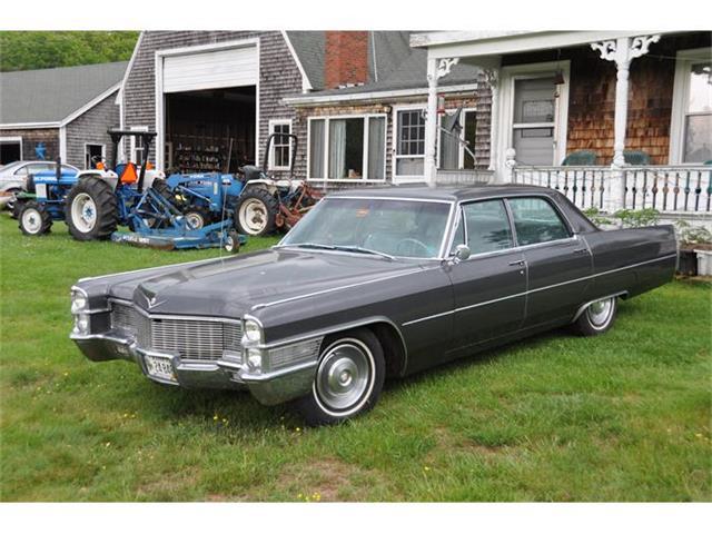 1965 Cadillac DeVille | 875135