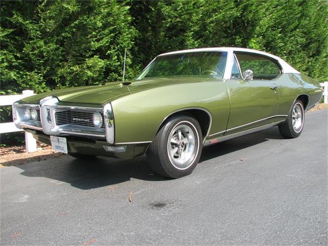 1968 Pontiac LeMans | 875161