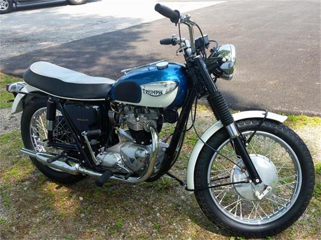 1967 Triumph 650 Tiger   875162