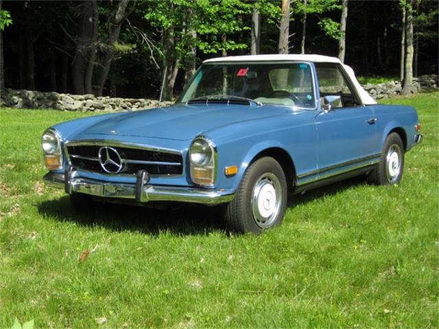 1969 Mercedes-Benz 280SL | 875164