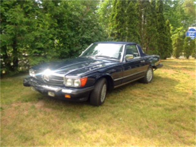 1988 Mercedes-Benz 560SL | 875167