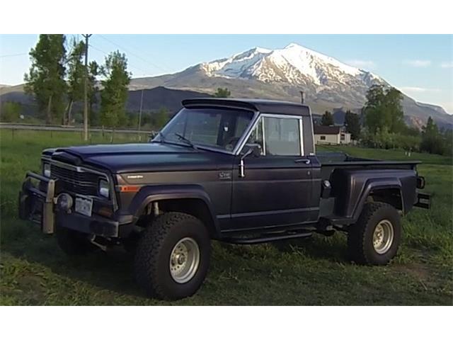 1980 Jeep CJ | 875173