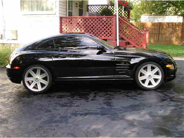 2007 Chrysler Crossfire | 875178
