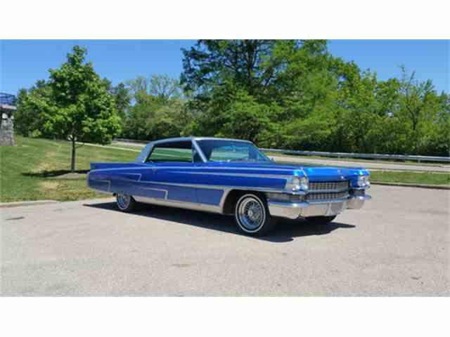 1963 Cadillac Coupe DeVille   875179