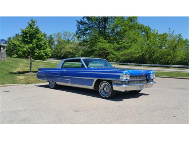 1963 Cadillac Coupe DeVille | 875179