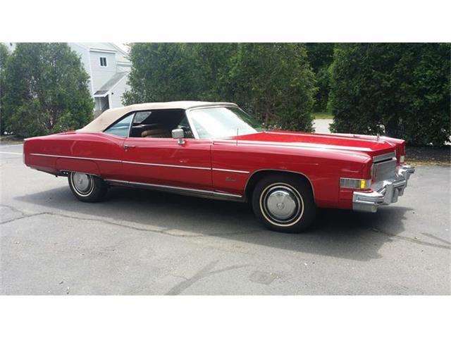 1974 Cadillac Eldorado | 875181
