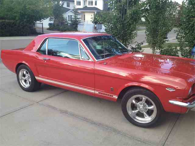 1965 Ford Mustang GT | 875187