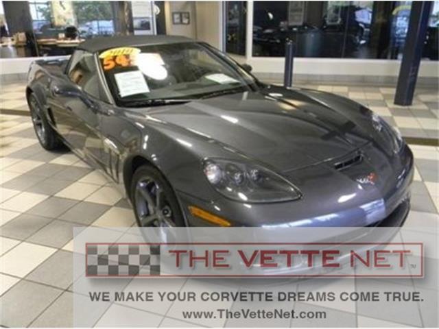 2010 Chevrolet Corvette | 875192
