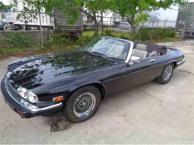 1989 Jaguar XJS | 875202