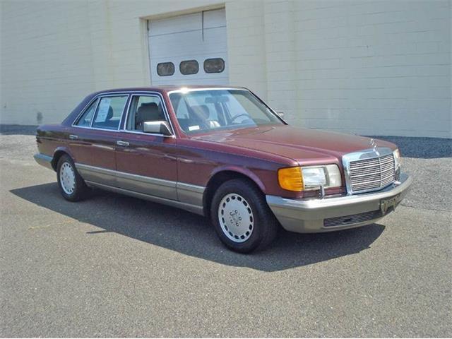 1988 Mercedes-benz 420-class | 875210