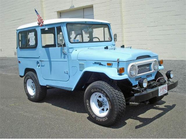 1972 Toyota Land Cruiser | 875211