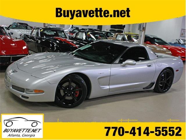 2004 Chevrolet Corvette | 875235