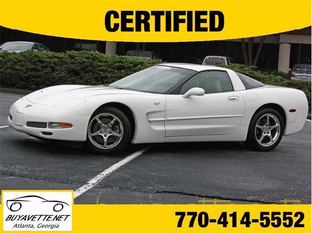 2003 Chevrolet Corvette | 875236
