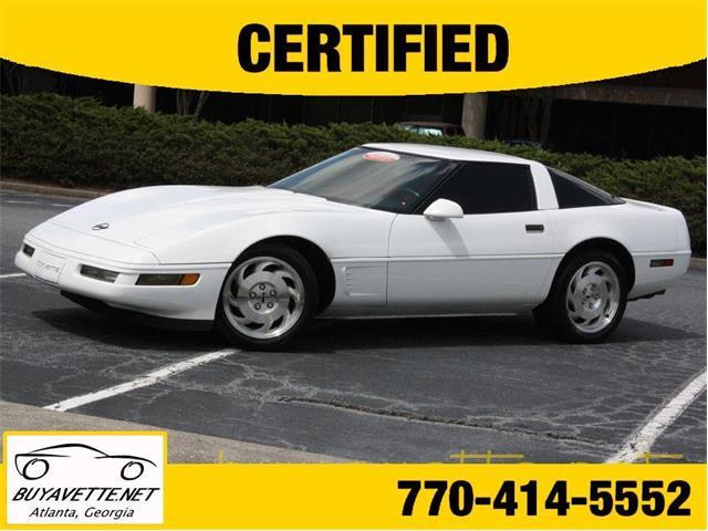 1996 Chevrolet Corvette | 875237