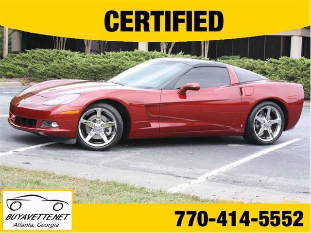 2006 Chevrolet Corvette | 875238