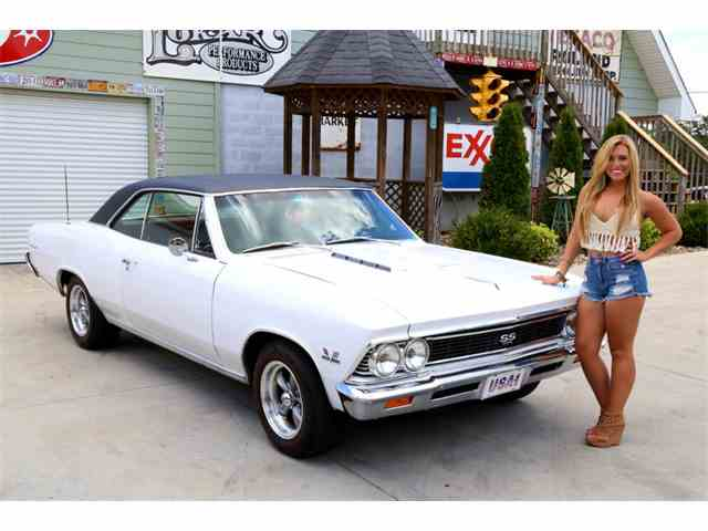 1966 Chevrolet Chevelle Ss For Sale On Classiccars Com