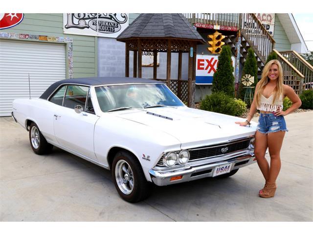 1966 Chevrolet Chevelle SS | 875258