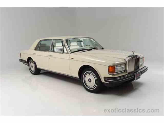 1988 Rolls-Royce Silver Spur | 875270