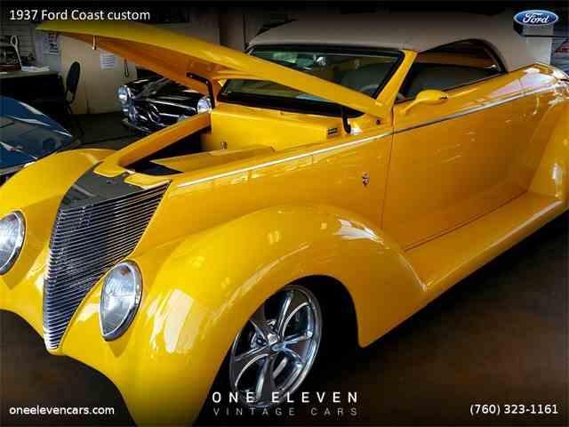 1937 Ford Coast custom   875281