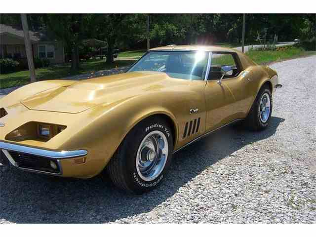 1969 Chevrolet Corvette | 875285