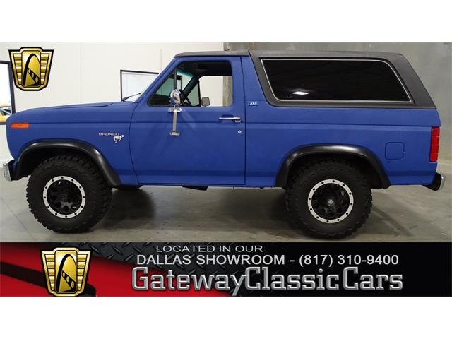 1981 Ford Bronco | 875286