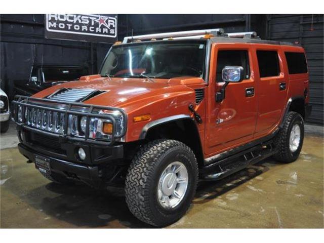 2003 Hummer H2 | 870053