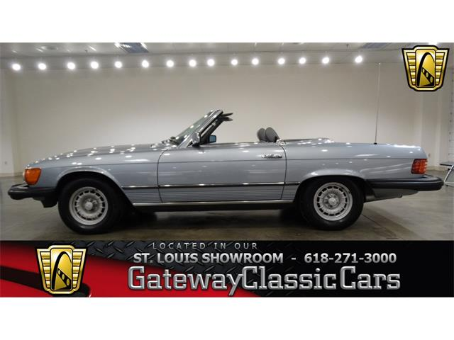 1984 Mercedes-Benz 380SL | 875310