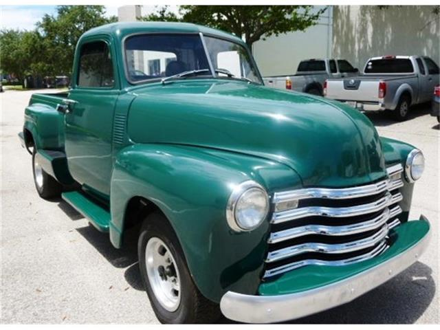 1951 Chevrolet 3100 | 875312