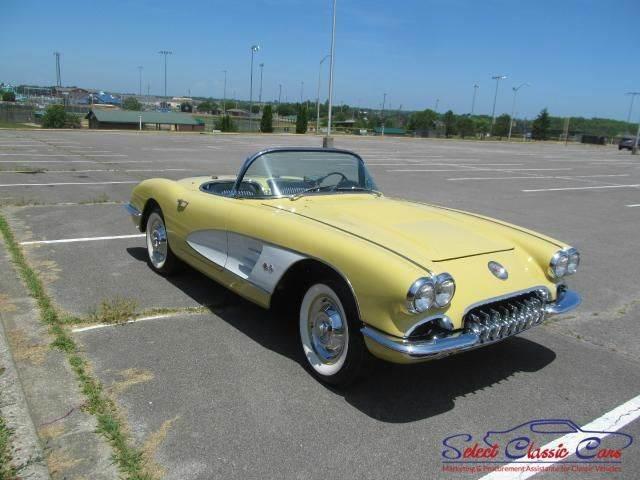 1958 Chevrolet Corvette | 875313