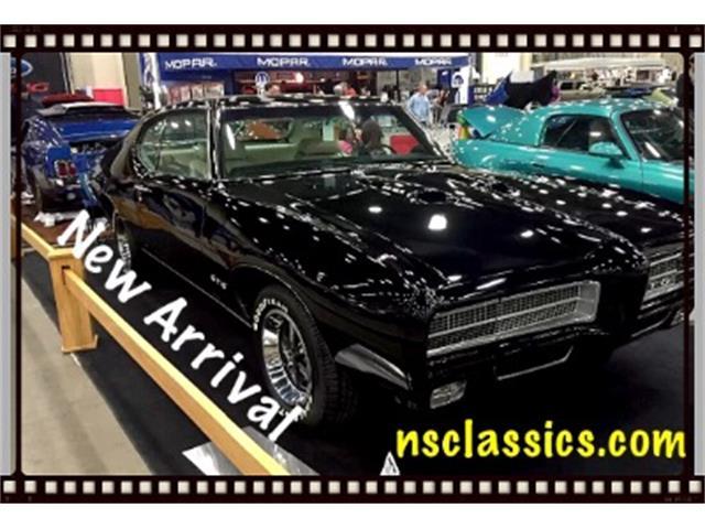 1969 Pontiac GTO | 875341