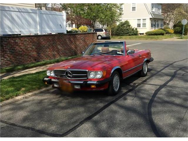 1986 Mercedes-Benz 560SL | 875343
