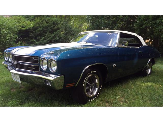 1970 Chevrolet Chevelle SS | 875353