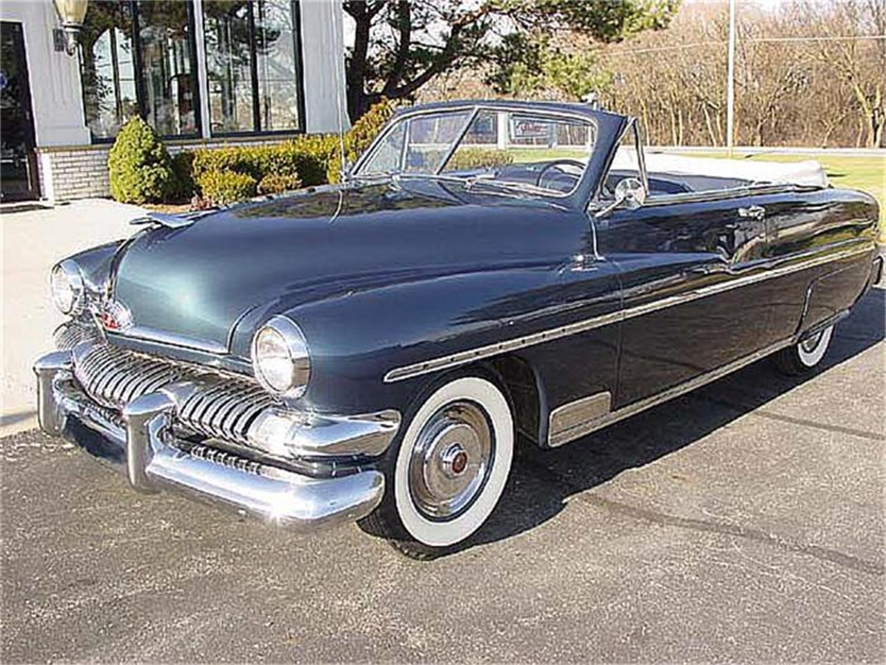 Fred Rowe's 1951 Mercury - Kustomrama