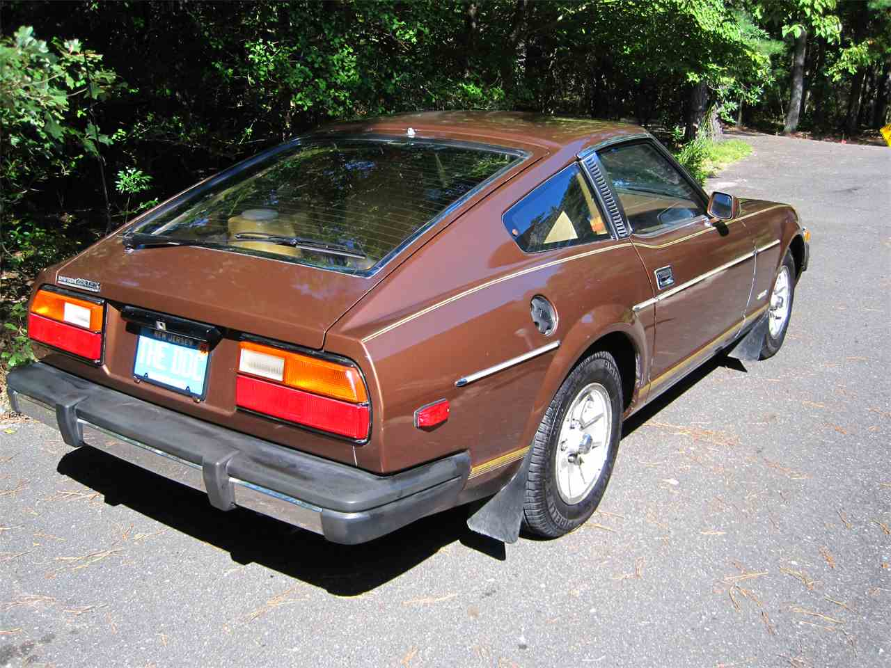 1979 datsun 280zx for sale cc 875409. Black Bedroom Furniture Sets. Home Design Ideas