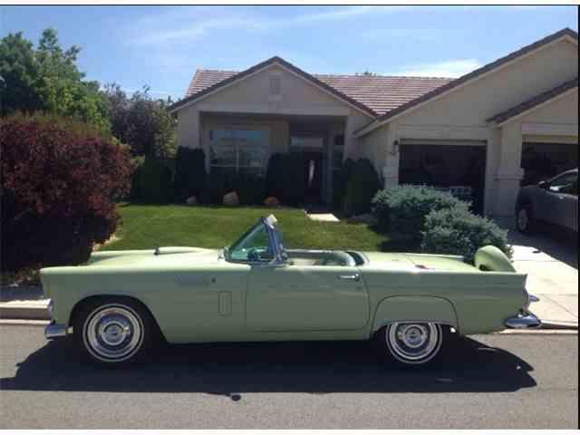 1956 Ford Thunderbird | 875411