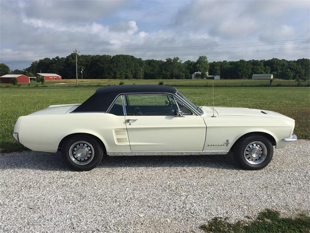 1967 Ford Mustang | 875412
