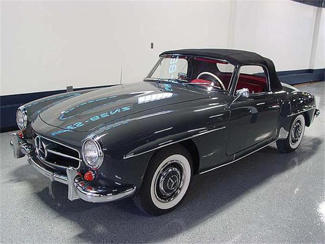 1962 Mercedes-Benz 190SL | 875413