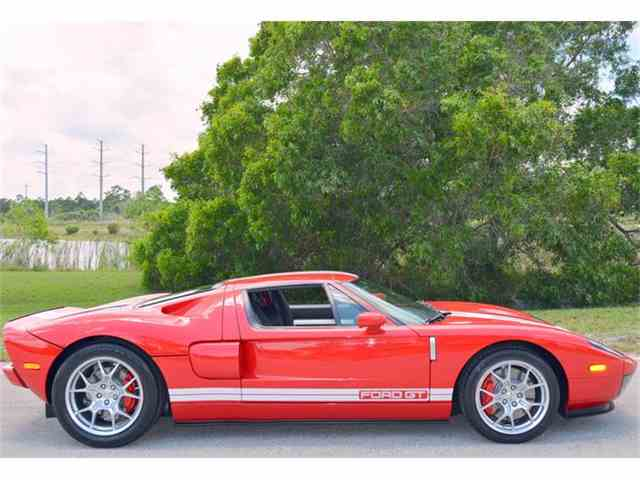 2005 Ford GT | 875440