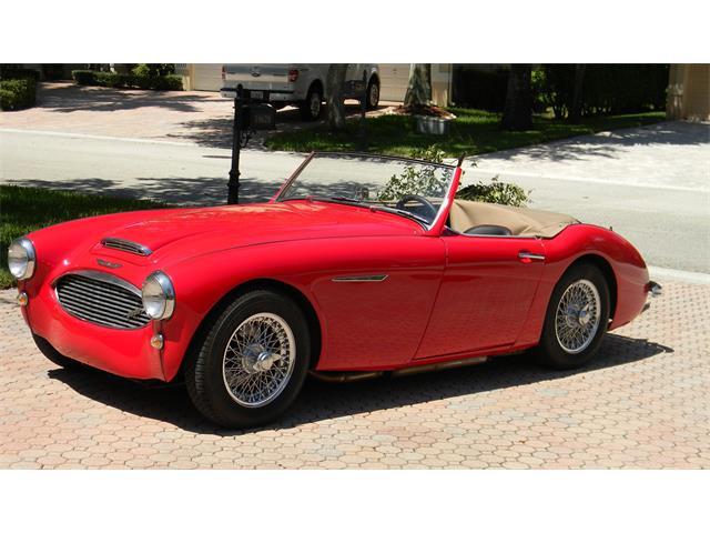 1961 Austin-Healey 3000 | 875444