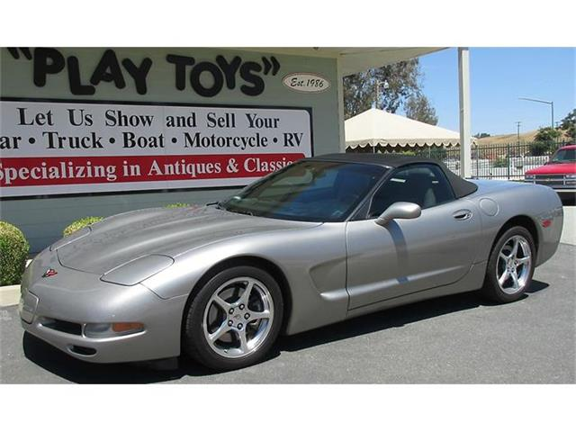 2001 Chevrolet Corvette | 875449