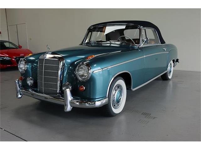 1959 Mercedes-Benz 220SE | 875451