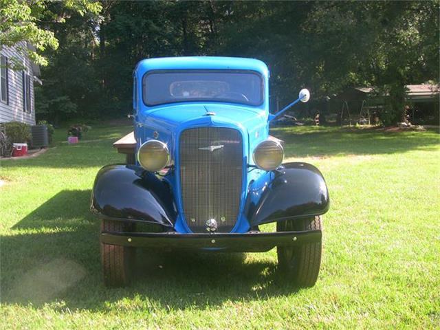 1936 Chevrolet 1-1/2 Ton Stake Truck | 875457