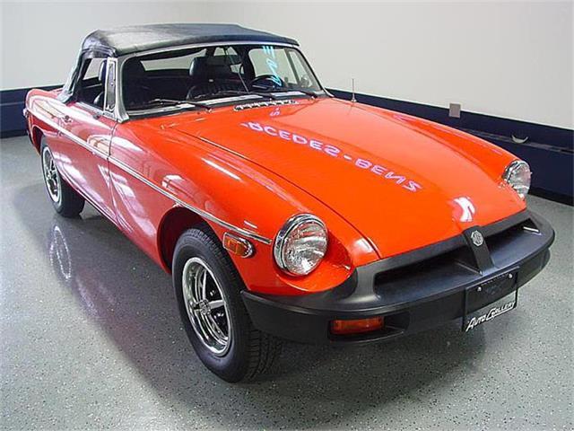 1979 MG Roadster | 875458