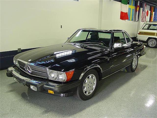 1989 Mercedes-Benz 560SL | 875461