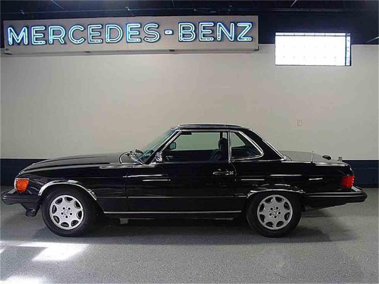 1989 mercedes benz 560sl for sale cc for 1989 mercedes benz