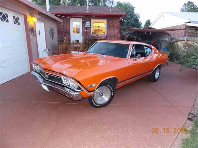 1968 Chevrolet Chevelle | 875463