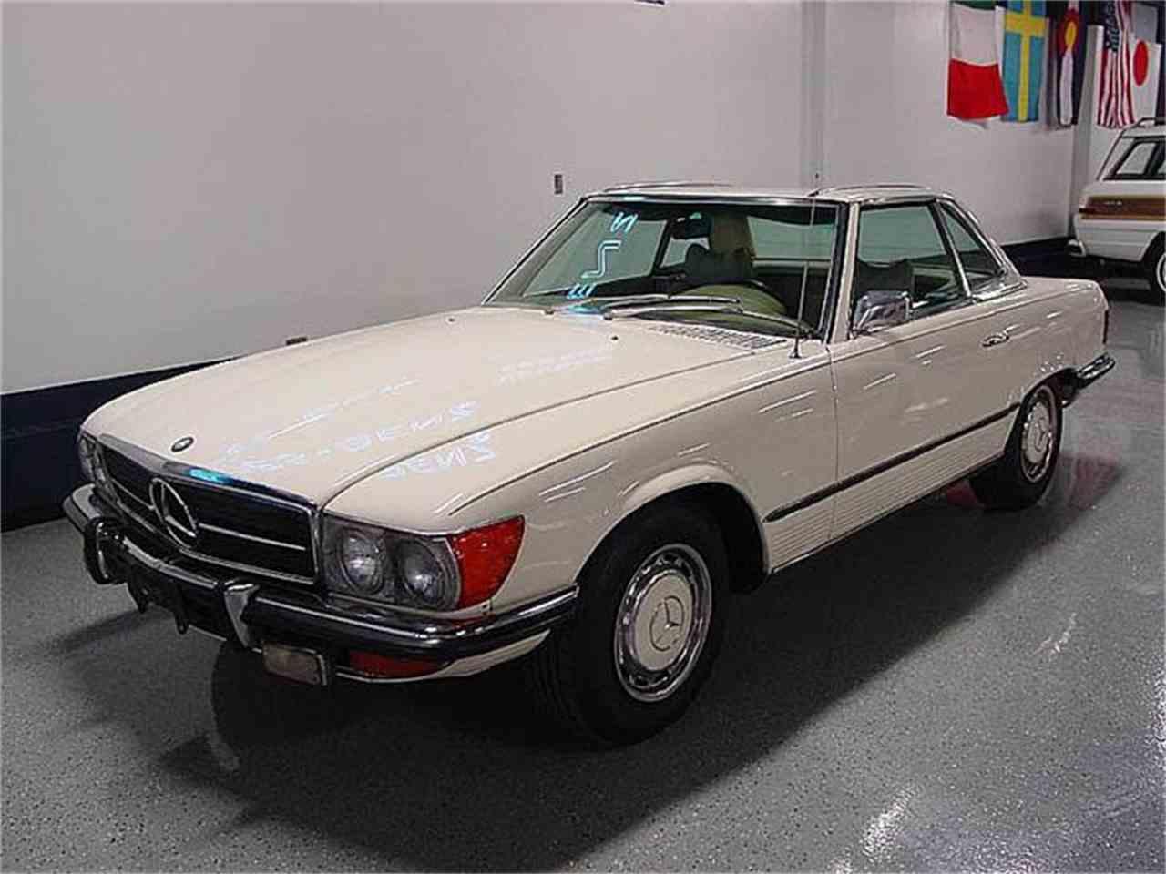 Cars For Sale Colorado Springs >> 1972 Mercedes-Benz 350SL for Sale | ClassicCars.com | CC-875464