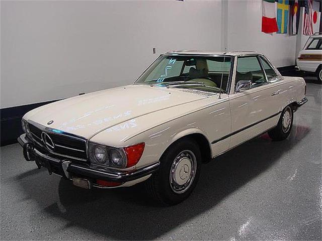 1972 Mercedes-Benz 350SL | 875464