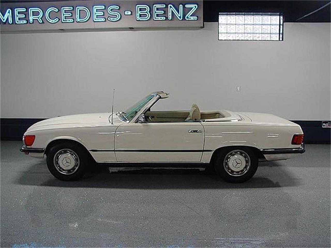 1972 mercedes benz 350sl for sale cc 875464. Black Bedroom Furniture Sets. Home Design Ideas