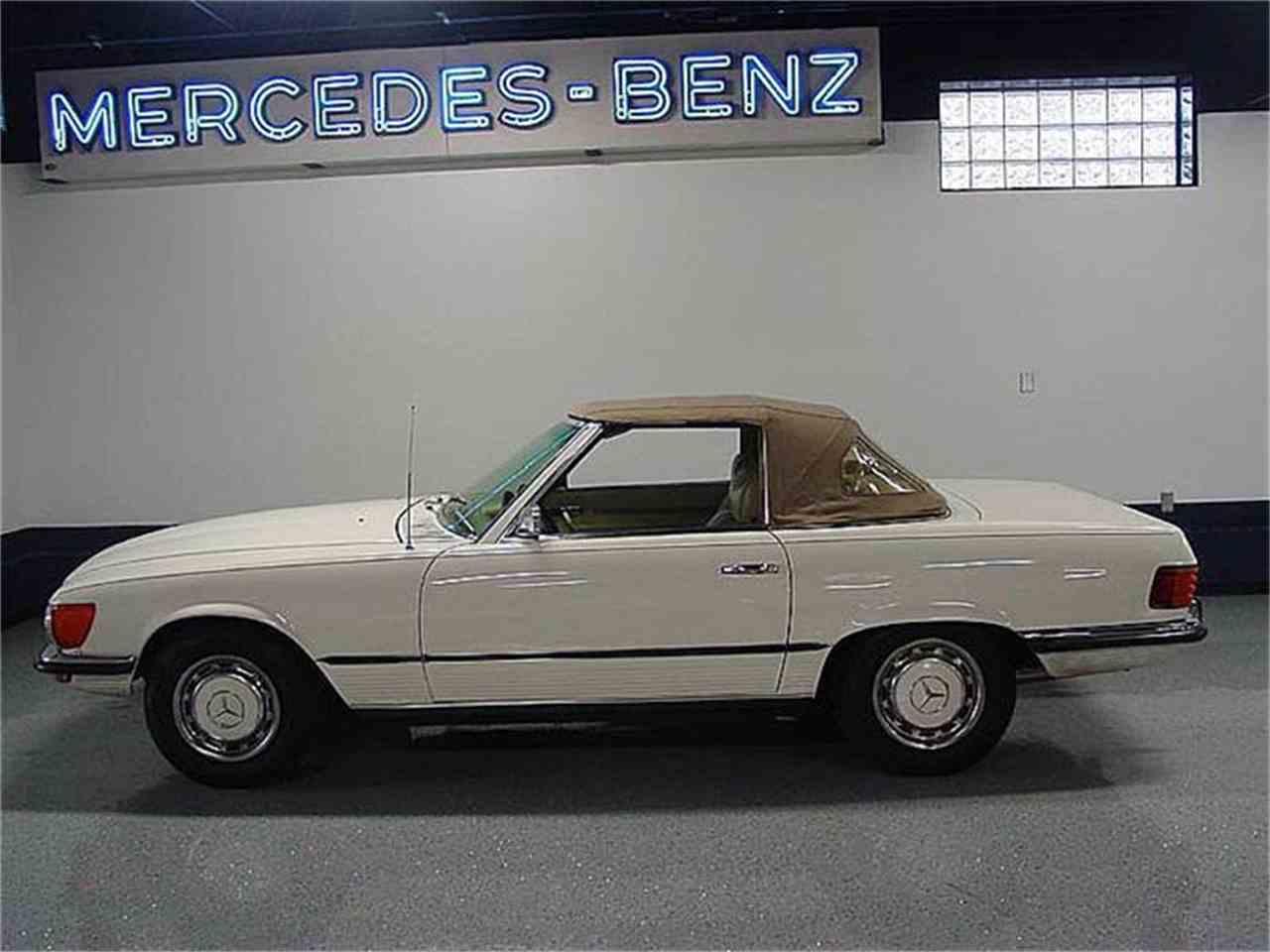 1972 Mercedes Benz 350sl For Sale Cc
